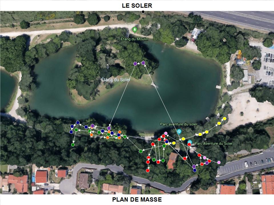 plan parc aventure soler perpignan